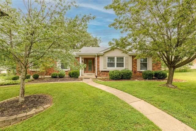 831 Green Lantern, Ballwin, MO 63011 (#21049710) :: St. Louis Finest Homes Realty Group