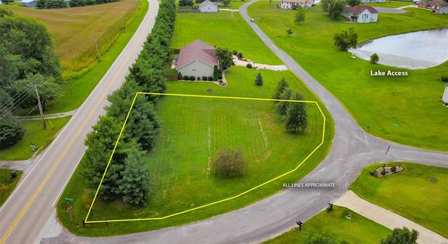 13884 White Pine Lane, Godfrey, IL 62035 (#21049726) :: The Becky O'Neill Power Home Selling Team