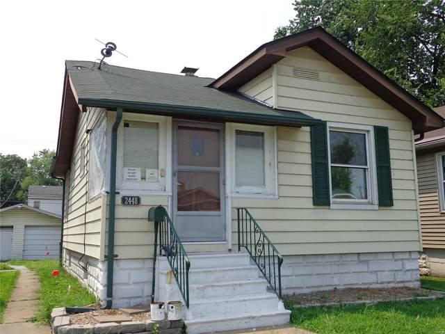 2448 Hodges Avenue, Granite City, IL 62040 (MLS #21049762) :: Century 21 Prestige