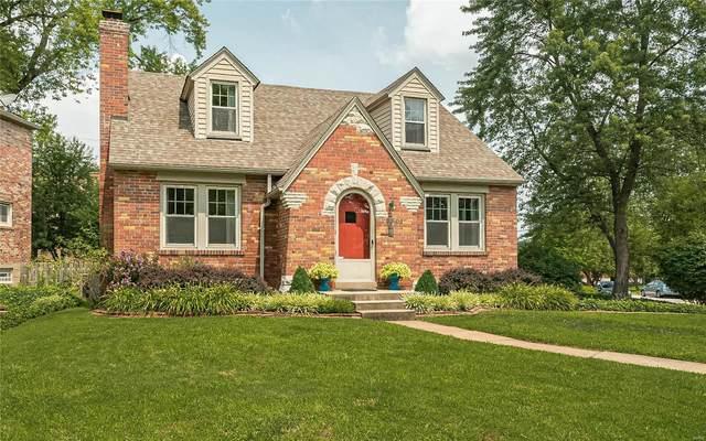 7301 Chamberlain Avenue, University City, MO 63130 (#21049780) :: Reconnect Real Estate