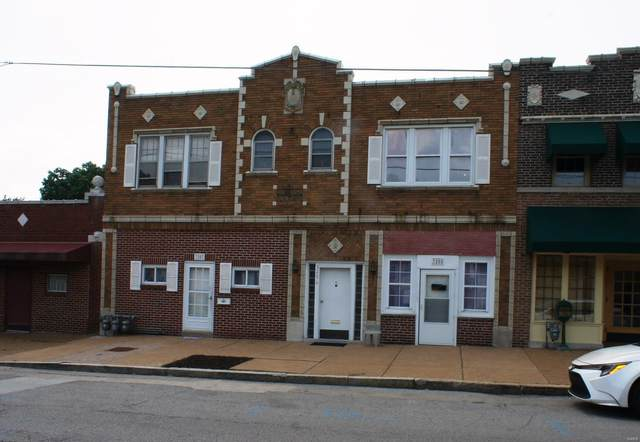 3205 Ivanhoe Avenue, St Louis, MO 63139 (#21049791) :: Parson Realty Group