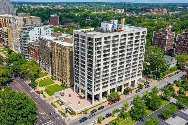 4501 Lindell 9FG, St Louis, MO 63108 (#21049805) :: Realty Executives, Fort Leonard Wood LLC