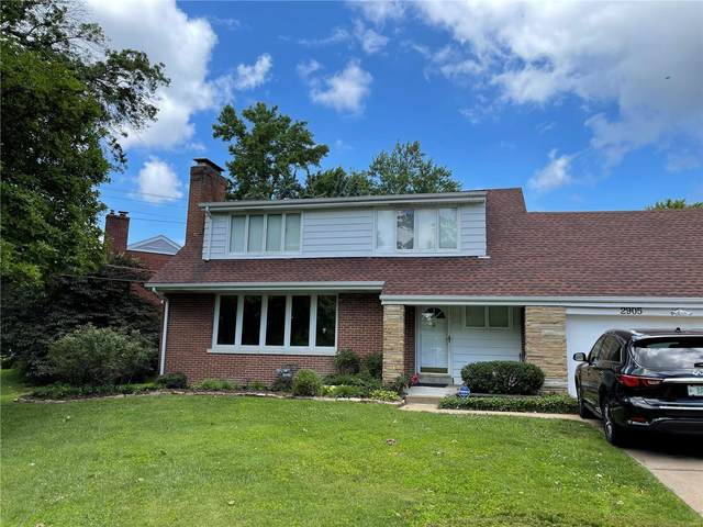 2905 Bellerive, St Louis, MO 63121 (#21049905) :: Parson Realty Group