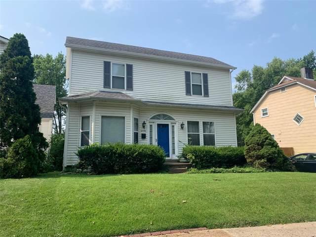 6456 Odell, St Louis, MO 63139 (#21049916) :: PalmerHouse Properties LLC
