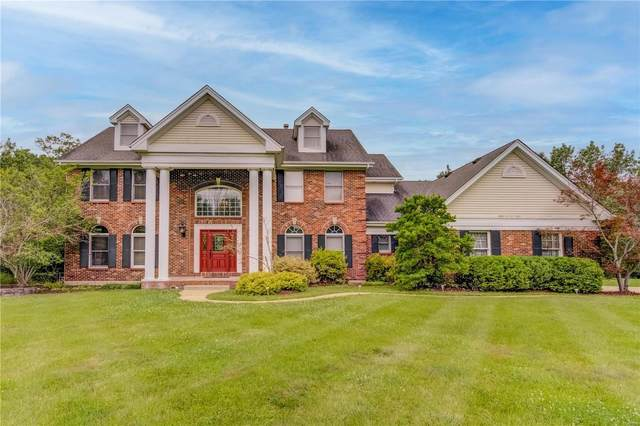 3830 Ridgefield Farms Drive, Defiance, MO 63341 (#21049923) :: PalmerHouse Properties LLC