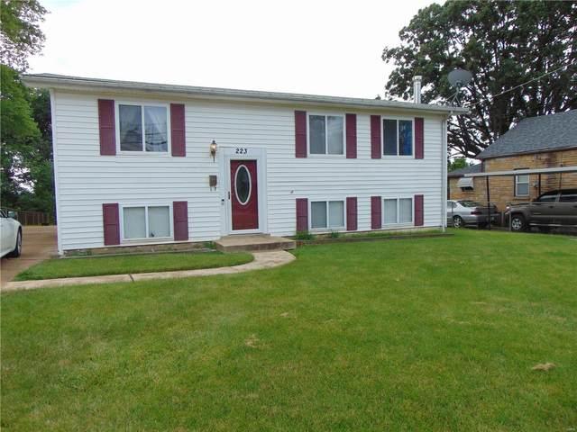 223 Lookout Avenue, Valley Park, MO 63088 (#21050003) :: PalmerHouse Properties LLC