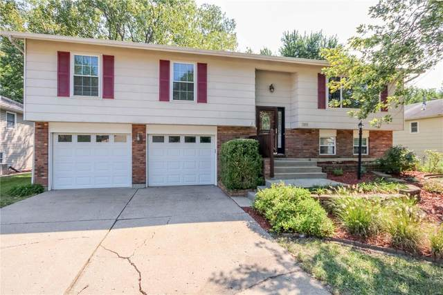 789 Bear Mountain Drive, Saint Peters, MO 63376 (#21050058) :: The Becky O'Neill Power Home Selling Team