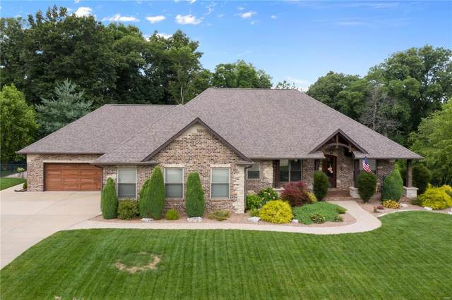 1189 Hearthstone Drive, O'Fallon, IL 62269 (#21050059) :: Fusion Realty, LLC