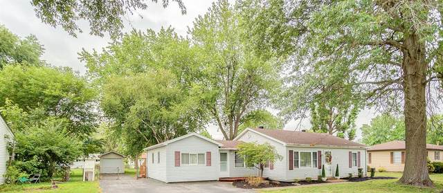 110 Stites Avenue, Fairview Heights, IL 62208 (#21050127) :: Fusion Realty, LLC