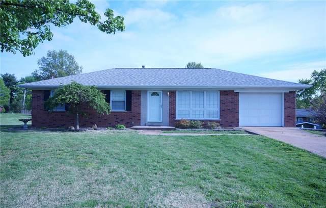 4208 Ringer Road, St Louis, MO 63129 (#21050128) :: Kelly Hager Group   TdD Premier Real Estate