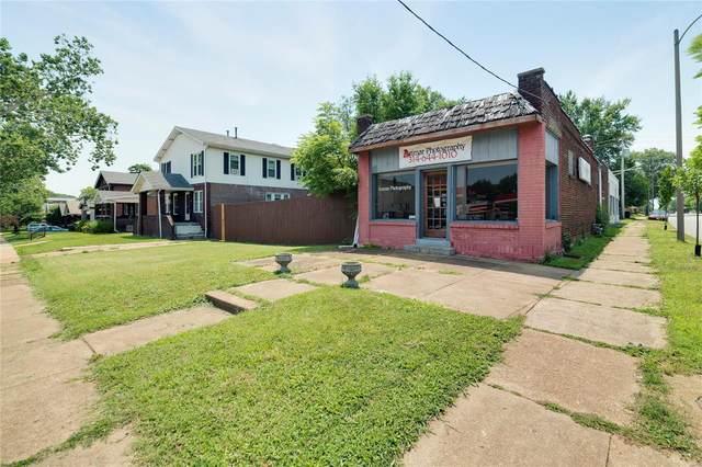 6846 Fyler Avenue, St Louis, MO 63139 (#21050153) :: Finest Homes Network