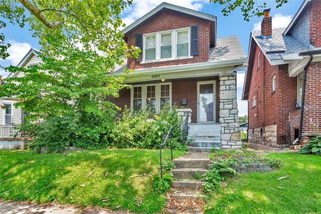4985 Loughborough Avenue, St Louis, MO 63109 (#21050213) :: Kelly Hager Group | TdD Premier Real Estate
