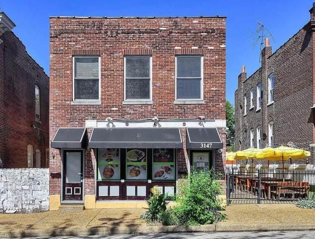 3147 Cherokee, St Louis, MO 63118 (#21050215) :: Friend Real Estate