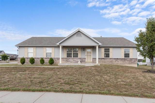 401 Marble Fields Drive, Wentzville, MO 63385 (#21050227) :: Clarity Street Realty