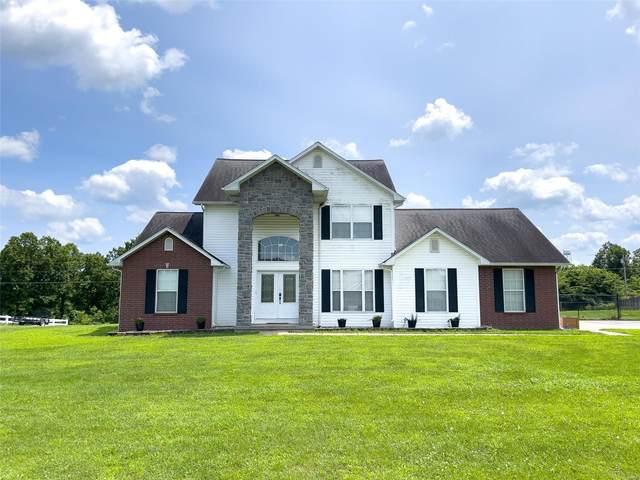 16850 Highland Springs Lane, Dixon, MO 65459 (#21050234) :: RE/MAX Professional Realty