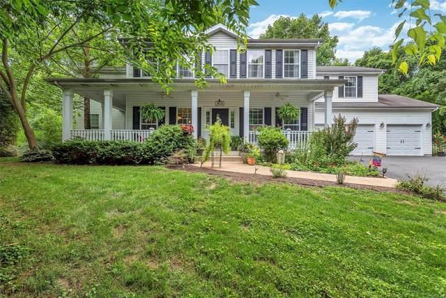 411 Bach Avenue, St Louis, MO 63122 (#21050239) :: Krista Hartmann Home Team