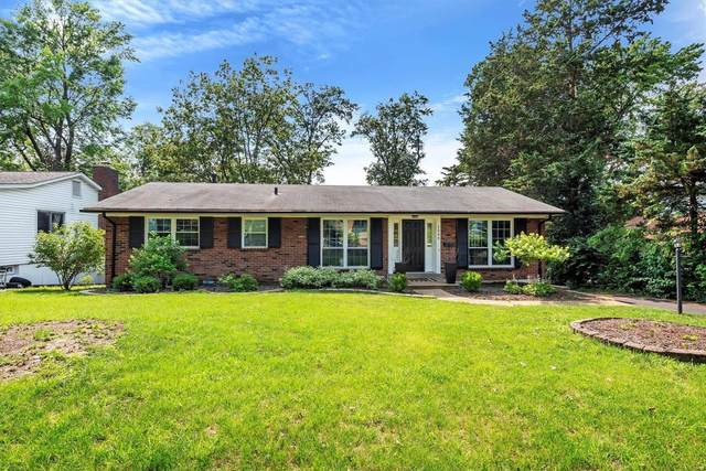1345 Woodgate Drive, St Louis, MO 63122 (#21050248) :: Clarity Street Realty