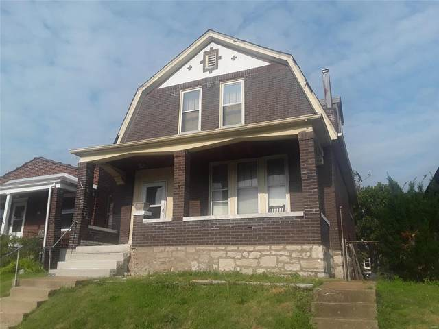 3628 Gustine, St Louis, MO 63116 (#21050292) :: Clarity Street Realty