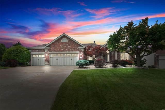 41 Rocky Brook Court, Lake St Louis, MO 63367 (#21050328) :: PalmerHouse Properties LLC