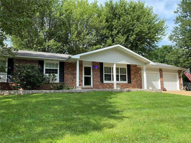 1202 Sycamore Drive, Rolla, MO 65401 (#21050336) :: Parson Realty Group