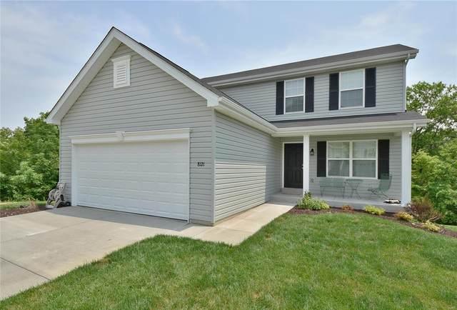 8121 O'Brien Drive, Cedar Hill, MO 63016 (#21050338) :: Parson Realty Group