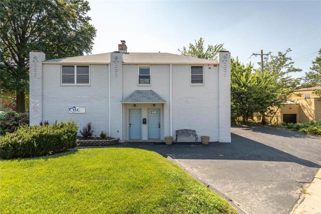 7301 Tulane Avenue, University City, MO 63130 (#21050365) :: Hartmann Realtors Inc.