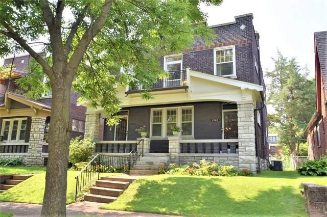 4564 Shenandoah Avenue, St Louis, MO 63110 (#21050381) :: Kelly Hager Group | TdD Premier Real Estate