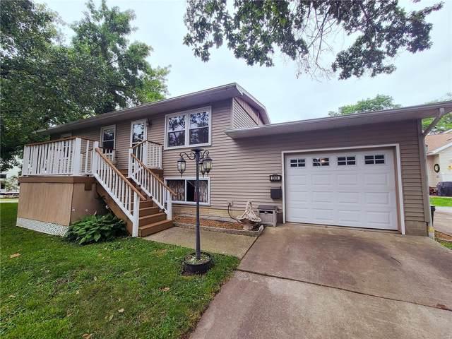 136 N Bryan Street, NASHVILLE, IL 62263 (#21050400) :: Parson Realty Group