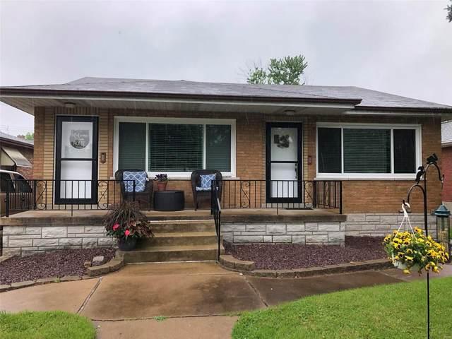6408 Loughborough Avenue, St Louis, MO 63109 (#21050432) :: Krista Hartmann Home Team