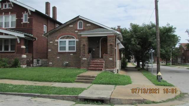 5000 Durant Avenue, St Louis, MO 63115 (#21050434) :: Realty Executives, Fort Leonard Wood LLC