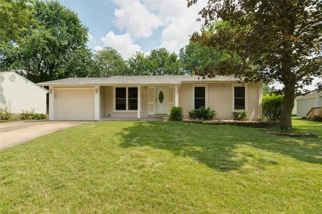 1452 De Porres Lane, Saint Charles, MO 63304 (#21050441) :: Jeremy Schneider Real Estate