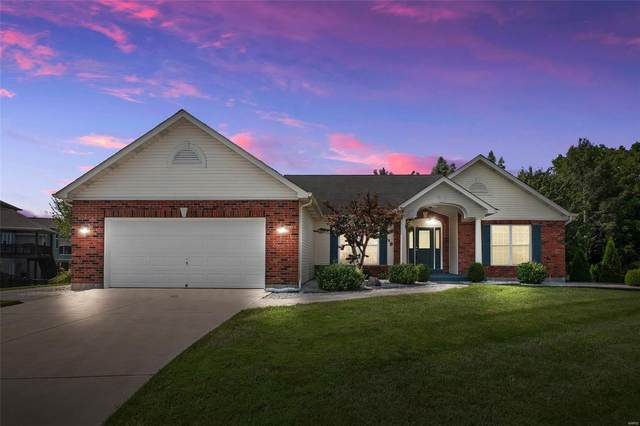3703 Post Woods Ct., O'Fallon, MO 63368 (#21050480) :: Kelly Hager Group | TdD Premier Real Estate