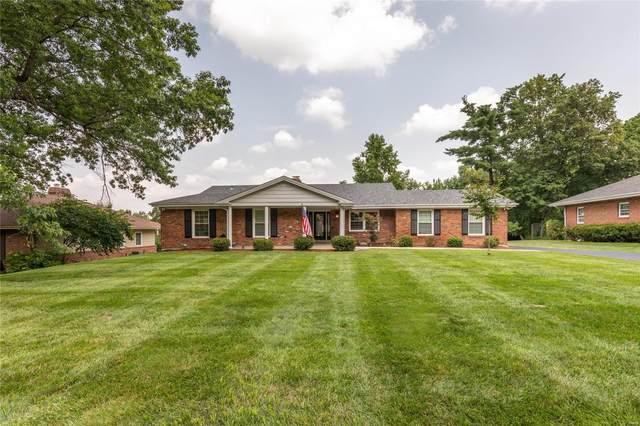 6 Brook Mill Lane, Chesterfield, MO 63017 (#21050489) :: PalmerHouse Properties LLC