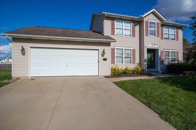 5428 Baylor Drive, Fairview Heights, IL 62208 (#21050538) :: Parson Realty Group