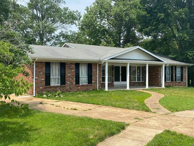 3633 Monsols Drive, Florissant, MO 63034 (#21050587) :: The Becky O'Neill Power Home Selling Team