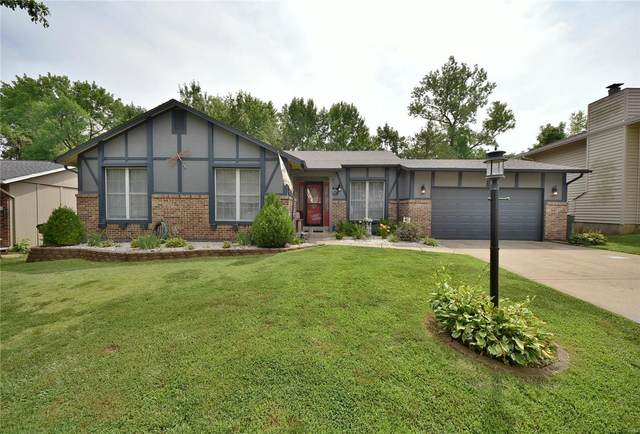 21 Country Creek, Saint Peters, MO 63376 (#21050607) :: St. Louis Finest Homes Realty Group