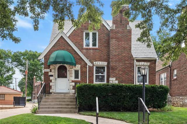 4912 Clifton Avenue, St Louis, MO 63109 (#21050627) :: Clarity Street Realty