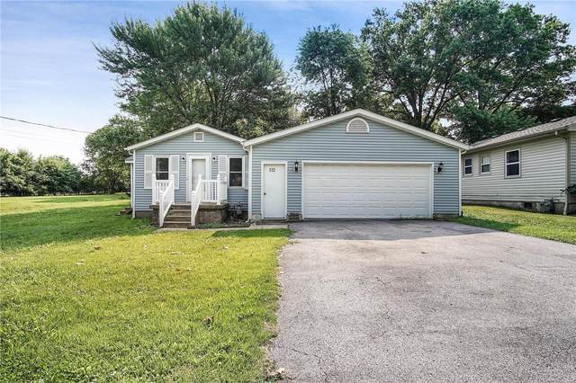 312 Giofre Avenue, Maryville, IL 62062 (#21050636) :: Fusion Realty, LLC