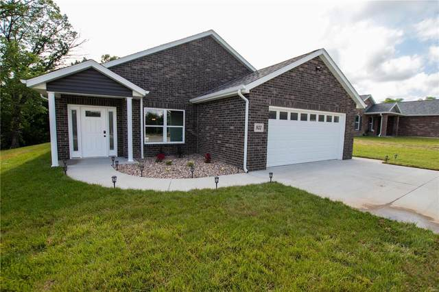 922 Cochise, Holts Summit, MO 65043 (#21050666) :: RE/MAX Vision