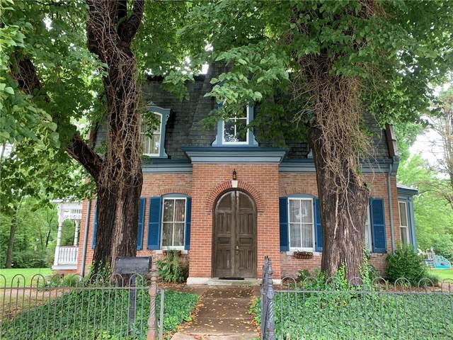 217 Magnolia Avenue, Waterloo, IL 62298 (#21050668) :: Century 21 Advantage