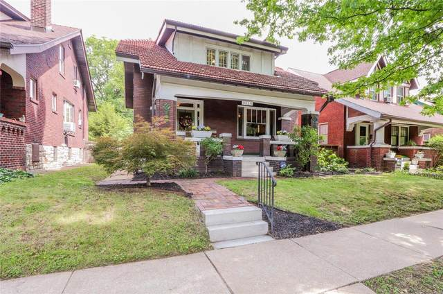 4039 Magnolia Place, St Louis, MO 63110 (#21050671) :: Parson Realty Group