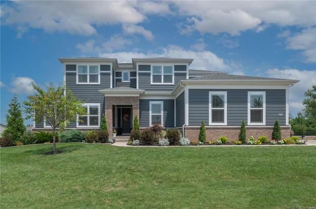 970 Silver Buck Lane, Chesterfield, MO 63005 (#21050697) :: PalmerHouse Properties LLC