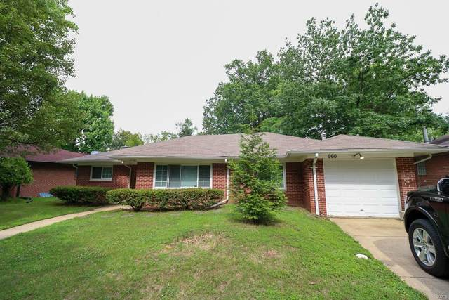 960 Blackberry, St Louis, MO 63130 (#21050707) :: Parson Realty Group