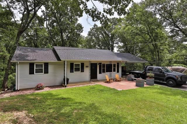 4312 Oakcrest, House Springs, MO 63051 (MLS #21050717) :: Century 21 Prestige