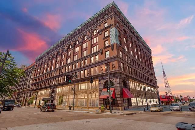 1209 Washington Avenue #707, St Louis, MO 63103 (#21050725) :: Realty Executives, Fort Leonard Wood LLC