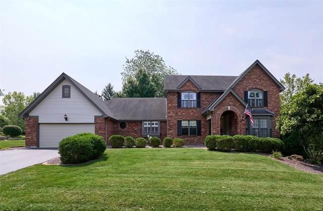 426 Savannah Ridge, Saint Charles, MO 63303 (#21050744) :: Jenna Davis Homes LLC
