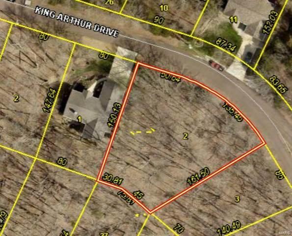 1658 King Arthur Drive, Marthasville, MO 63357 (#21050779) :: Parson Realty Group