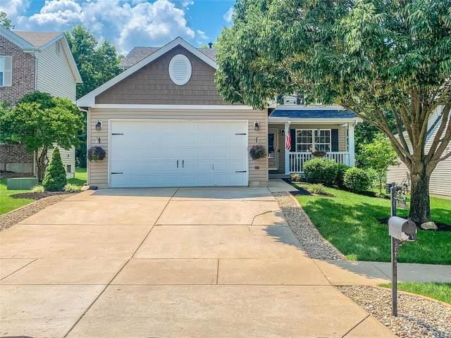 1311 Flintshire Lane, Lake St Louis, MO 63367 (#21050805) :: Parson Realty Group