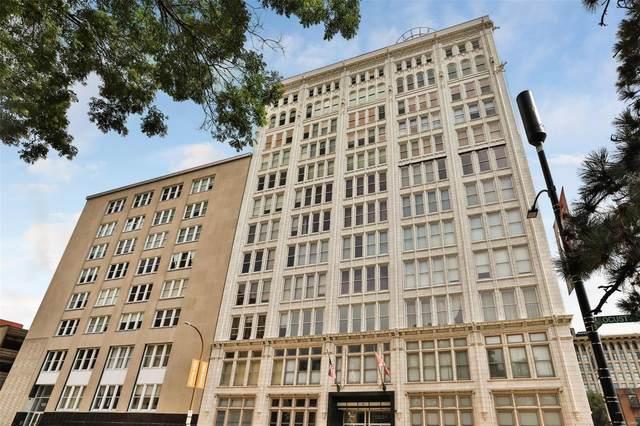 1501 Locust #1006, St Louis, MO 63103 (#21050828) :: Realty Executives, Fort Leonard Wood LLC