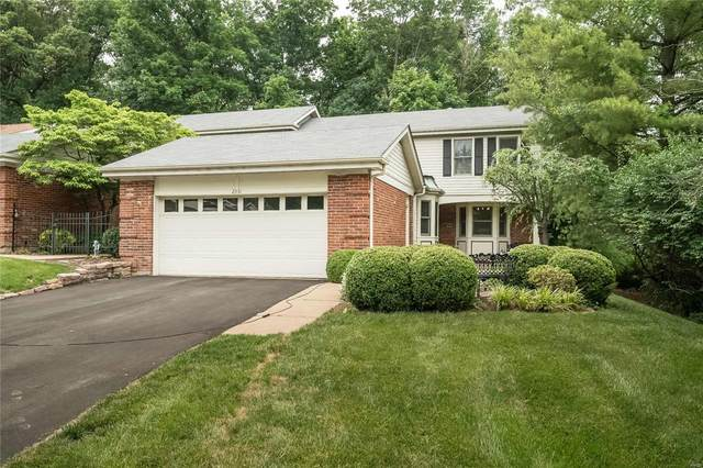 2351 Baxton Way, Chesterfield, MO 63017 (#21050843) :: Blasingame Group   Keller Williams Marquee